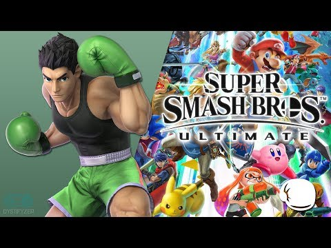 Minor Circuit Punch-Out Wii Wii U  3DS - Super Smash Bros Ultimate Soundtrack