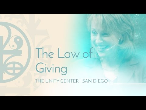The Law of Giving—Full Lesson