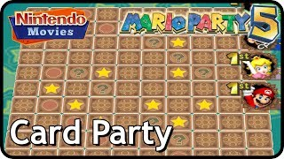 Mario Party 5 - Card Party (Multiplayer)