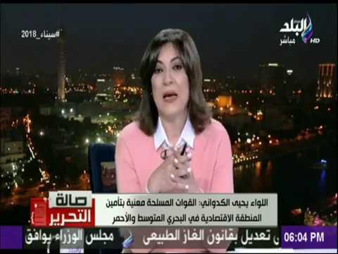 جمال القليوبي: مصر تمتلك خط غاز أرضي يصل إلي الأردن وإسرائيل ويجب استخدامة