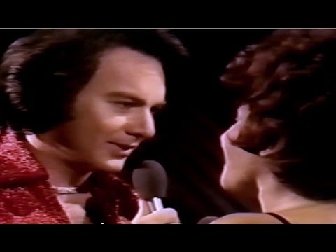 Shirley Bassey & Neil Diamond - Play Me / Diamond - Sweet Caroline / Longfellow Serenade (1974 TV)