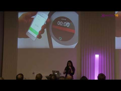 XebiCon'16 - The Physical Web : un coup d'oeil sur le futur d'IoT et de la mobilité.