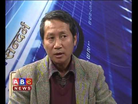 Samaya Sandharbha with Shankar Limbu by Danda Gurung, ABC Television, Nepal