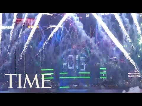 New Year Celebrations Across The Globe | TIME