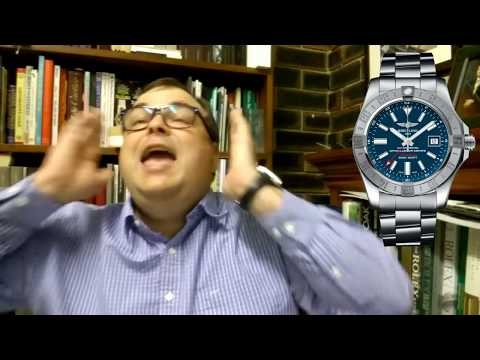 ARCHIE EXPLODES - Stupid Breitling Purchase and Poor Planning