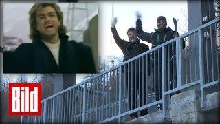 Last Christmas von George Michael - Hier wurde das Wham-Video gedreht