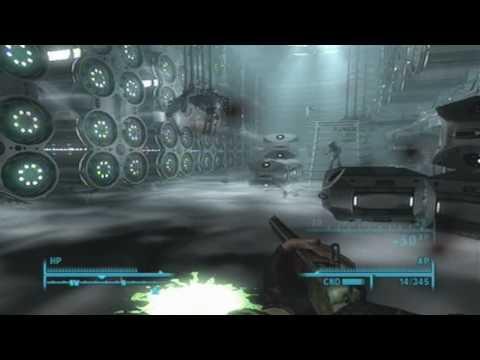 Fallout 3: Mothership Zeta DLC: Among the Stars - Cryo Storage  