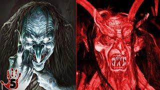 Top 5 Scariest Demons In Folklore