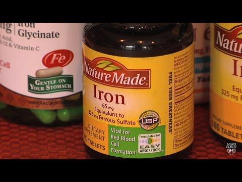 Mayo Clinic Minute: Female athletes may need more iron