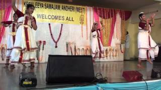 Thakatai::: Onam 2013 ::: Keraleeya Samajam, Andheri (West)