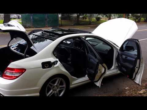 Mercedes C300 Amg Sport Package 2009 Ii Youtube