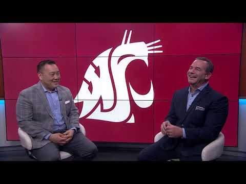 Cougars Director of Athletics Pat Chun talks Mike Leach, Ernie Kent, and more