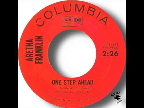 Aretha Franklin   One Step Ahead