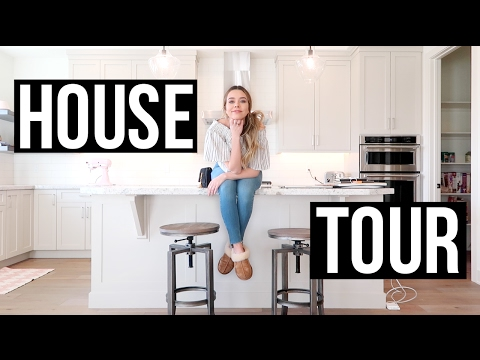 EMPTY HOUSE TOUR!