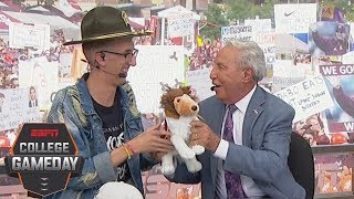 Lee Corso picks Week 2: Clemson vs. Texas A&M | College GameDay | ESPN