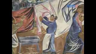 34 Третьяковка   дар бесценный! В поисках утраченного времени  Наталия Гончарова и Михаил Ларионов 2