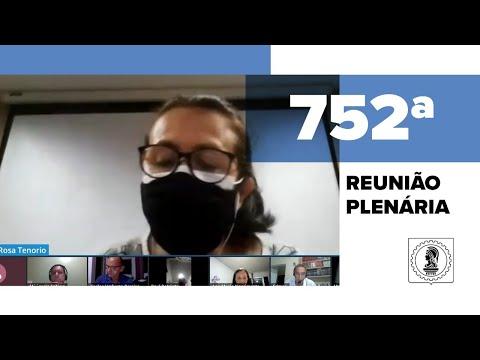 752ª Reunião Plenária - Crea-AL