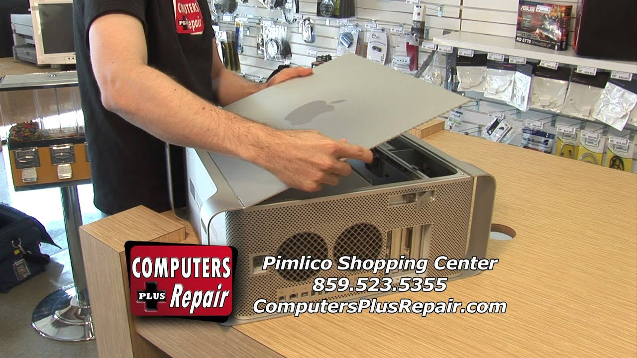 Computer Repair In Lexington, KY   Laptop U0026 Apple Repair. Data Recovery.  Computers Plus Repair   YouTube