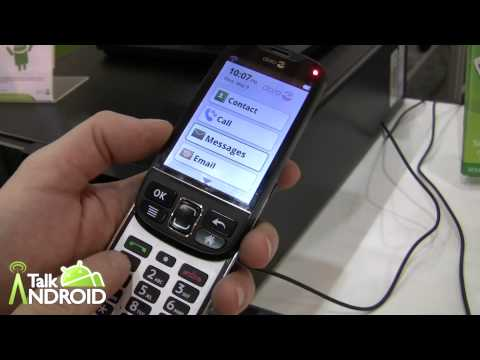 Hands on with the Doro PhoneEasy 740, An Android Smartphone for Seniors
