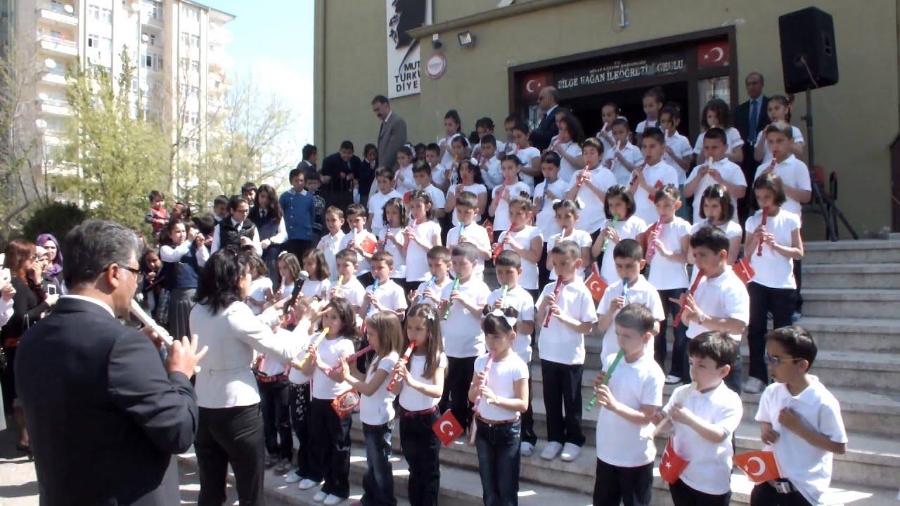 23 nisan ortaokul koro şarkıları