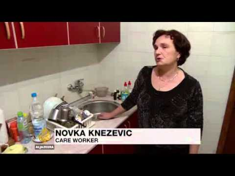 Serbia's disabled people struggle to find jobs 1