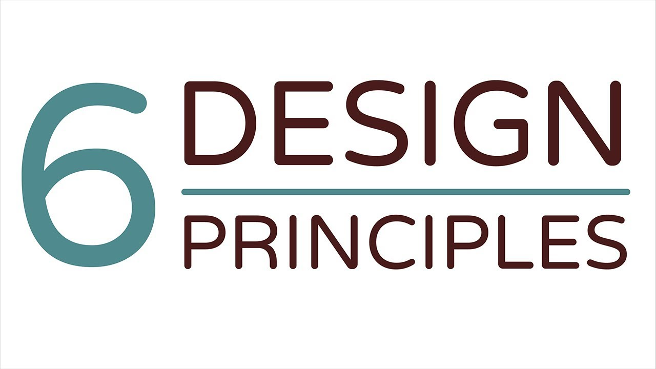 6 Principles Of Design In Visual Arts