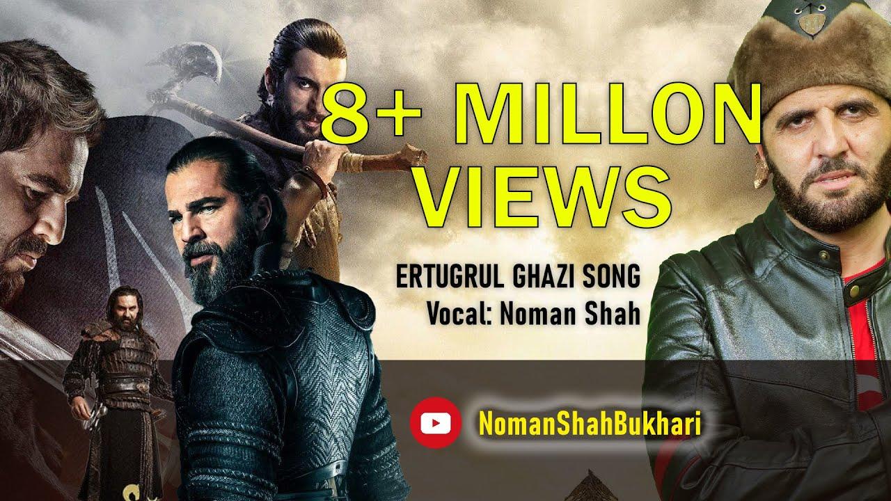 Download Dirilis Ertugrul Theme Song in Urdu | Ertugrul Ghazi by Noman Shah