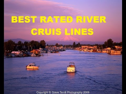 Best Rated River Cruise Lines