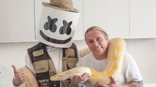 MARSHMELLO and CATCHING HUGE ALLIGATORS!!! | BRIAN BARCZYK