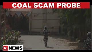 Coal Scam: ED & CBI Conduct Multiple Raids In West Bengal