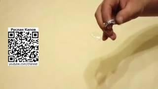 Бижутерия кольцо с камнями Посылка из кита