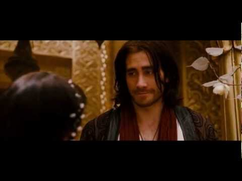 Prince of Persia movie ending scene poster