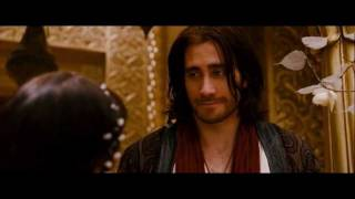 Prince of Persia movie ending scene