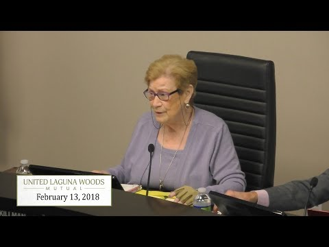 United Meeting February 13, 2018