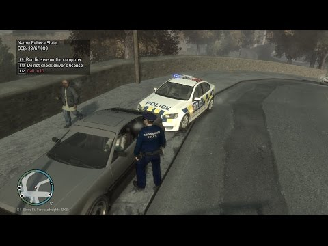 LCPDFR (New Zealand) Community patrol