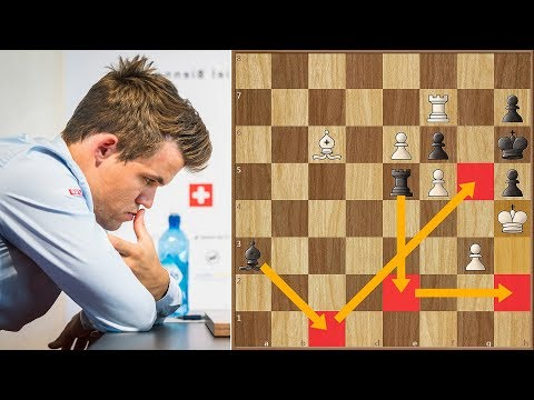 UnBielevable! | Mamedyarov vs Carlsen | Biel Chess 2018