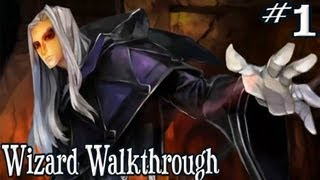 Dragon's Crown: Wizard Walkthrough Gameplay (PS3/PSVITA) | Part 1 - Starting the Adventure