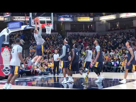 Pacers Scrimmage Highlights from FanJam 2017