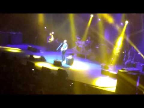 Sting - Walking on the Moon/So Lonely @ Auditorio Nacional, Ciudad de México