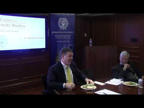 """American Grand Strategy"" with Dr. Richard Hooker"