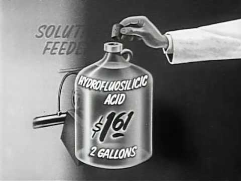 Fluoridation (USPHS, 1952)
