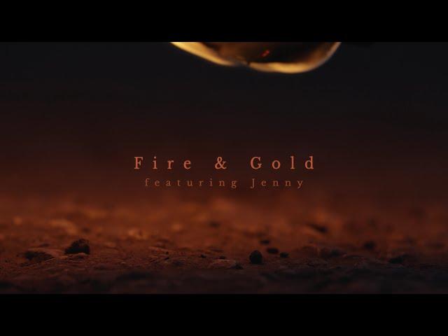 Yann Sella - 'Fire & Gold' (feat. Jenny) [OFFICIAL AUDIO]