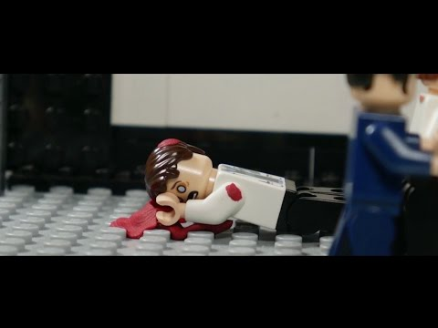 THE BELKO EXPERIMENT - LEGO TRAILER
