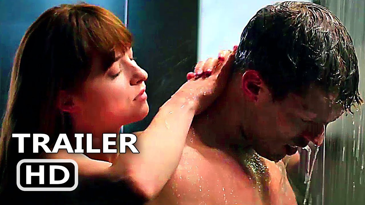 """Download FIFTY SHADES FREED """"International Shower"""" Trailer (2018) Fifty Shades Of Grey 3 Movie HD"""