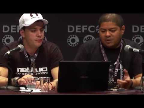 DEF CON 24 - Exploiting seismological networks Remotely