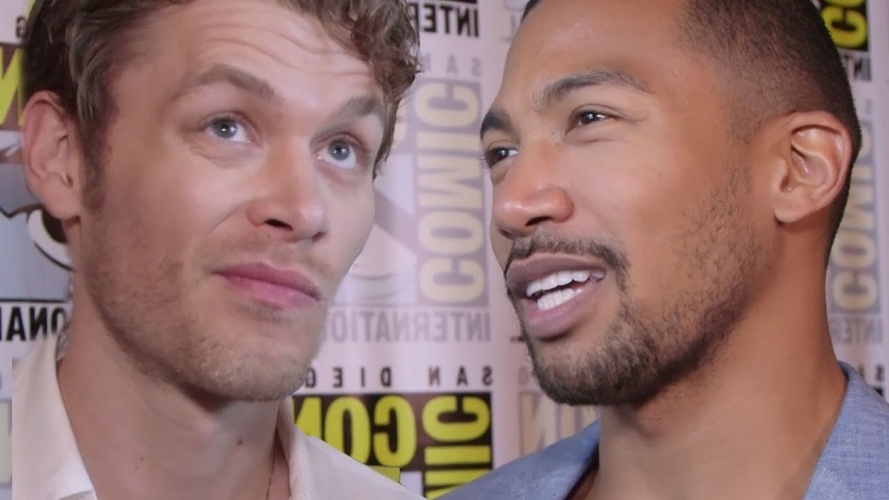 Download The Originals Cast Reacts To The Vampire Diaries Ending - Comic Con 2016