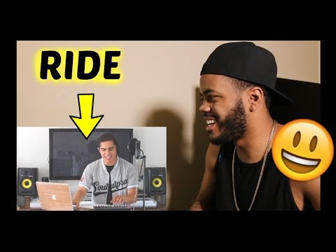 Ride by Twenty One Pilots (Alex Aiono Cover) REACTION!!!