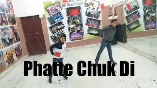 Phatte Chuk Di dance choreography by satish kumar in KD Dance centre