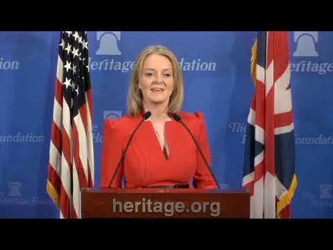 UK's International Trade Secretary Addresses A U.S.-UK Trade Deal