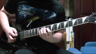 元世界最速ギタリスト、クリス・インペリテリの代表曲を演奏してみました!